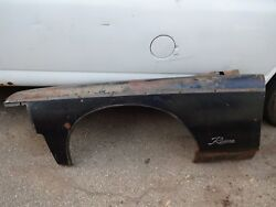 1973 Buick Riviera Gs Stage 1 Lh Driver Side Front Fender