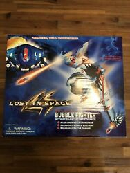 Lost In Space Deluxe Bubble Fighter With Gyro-swiveling Cockpit '97 Trendmasters