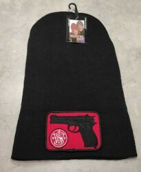 Smith And Wesson Winter Cotton Skull Knit Hat