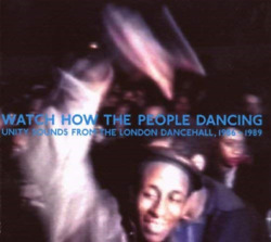 Various Artists-watch How The People Dancing Cd New