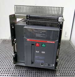 Abb Sace E2n Ms 20 Sacee2nms20 Iec 60947-3 Lasttrennschalter -used-