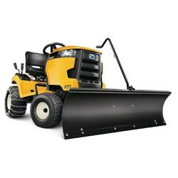 Lawn Mower Snow Plow 46 In. Mtd Manufactured Riding Lawn Mowers 2001 And After