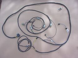 New 1970 Dodge Challenger Convertible Rear Body / Tail Light Wiring Harness