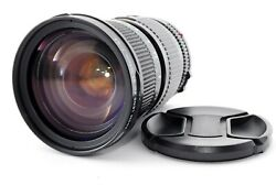 [excellent++++] Canon Macro New Fd 35-105mm F/3.5 Mf Lens From Japan 1 ①