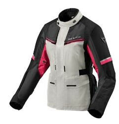 Womenand039s Jacket Motorcycle Revand039it Outback 3 Lady Fuchsia 38 44 Ita Touring