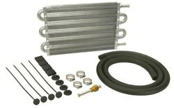 Fluid Cooler - Dynocool - 13 X 7-1/2 X 3/4 In - Tube Type - 11/32 In Hose Barb I