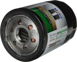 Oil Filter - Extended Performance - Canister - Screw-on - 4.87 In Tall - 22 Mm X