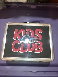 Cleveland Lake Erie Monsters Lunchbox Kids Club Collectible Sga Ahl Hockey