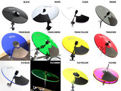 Pintech Visulite Professional Cymbals - 18 Inch Dual Zone Ride W/bell