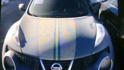 11 12 Nissan Juke Hood Free Local Delivery Local Pick Up Silver