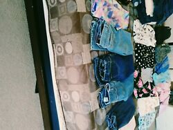 Girls Clothes Lot Size 10-12 Used