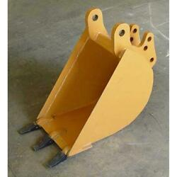 Pv441 Bucket See Page L1 For All Backhoe Buckets Fits Case 580b, 580c, 580d, 580