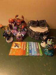 Activision Sky Landers Lot Of 8, Portal, Cards