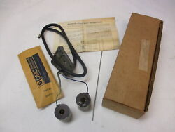 383878 0383878 Omc Evinrude Johnson 85-125 Hp Shift Solenoid And Cable 1969-1972