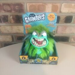 Grumblies Green Tremor Interactive Meltdown Creature 40 Reactions And Sounds. New