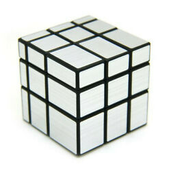 Shengshou 3x3x3 Puzzle Magic Smooth Mirror Cube Speed Cubing Toys for Kids