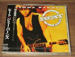 Sealed Promo Issue Jimmy Barnes Japan Cd Obi Heat More Listed Cold Chisel