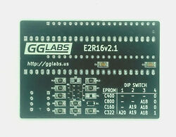 Gglabs E2r16 Tl866 27c400/c800/c160/c322 Partially Assembled Programming Adapter