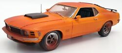 Acme 1/18 Scale A1801838 - 1970 Ford Mustang Boss And Pork Chop Trailer