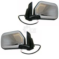 El. Exterior Mirror Set For Toyota Hilux Pick Up 98-03 Right And Left Set