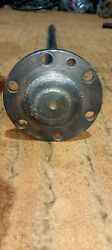 Jeep Willys Mb Ford Gpw Ww2 G503 Original F Marked Rear Axle Shaft Long...