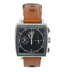Tag Heuer Monaco Limited Edition Stainless Steel Watch Cs2110