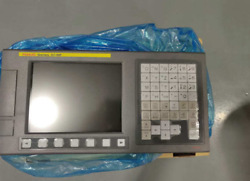 1pc Used Fanuc A02b-0338-b520 Oi-mate In Good Condition