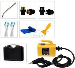 110v 1700w Steam Cleaner Portable Handheld Home Car Cleaning Appliances Tool Usa