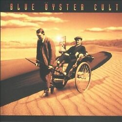 Blue Oyster Cult - Curse Of Hidden Mirror Cd Like New Extremely Rare Oop