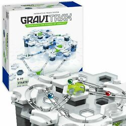 Ravensburger Gravitrax Starter Set Marble Run And Stem Toy For Kids Age 8 And Up New