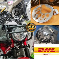 Fit Front Horn Guard Honda Ct125 2021 Stainless Steel U Dom Karnchang