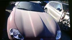 97-06 Jaguar Xk8 Hood Free Local Delivery Local Pick Up Red