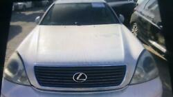 01 02 03 04 Lexus Ls430 Hood Free Local Delivery Local Pick Up White