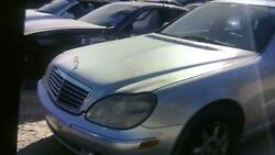 00 01 02 Mercedes S500 220 Type Hood Free Local Delivery Local Pick Up Silver