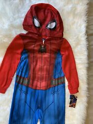 Spiderman Boys Pajamas Size 8