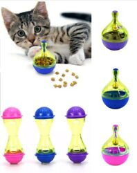 Cat Kitten Interactive Puzzle Treat Dispensing Toy BUY MORE SAVE MORE