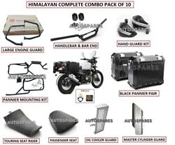 Royal Enfield Combo Pack Of 10 Products For Himalayan With Free Oil Filter