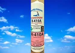 R410a Large 28 Oz. Can Refrigerant With Self-sealing Leak Stop 28 Oz.