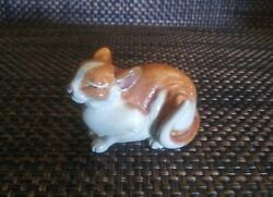 Kitty Cantrell quot;Kitty#x27;s Kennelquot; Cat Figurine quot;Sleepyquot; Retired