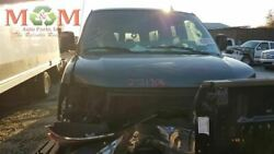 Driver Rear Back Door With Window Swing Out Fits 96-18 Express 2500 Van 1734624