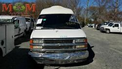 Driver Rear Back Door With Window Swing Out Fits 96-18 Express 2500 Van 1734730