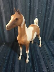 Breyer #818 Saddlebred Weanling 1990 CE LE Signed By Peter Stone ***EUC***
