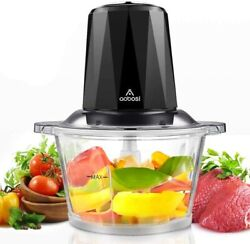 Mini Food Processor For Meatvegetables Fruits And Nutsbraking Function Fastand