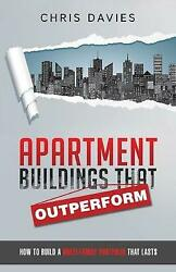 Apartment Buildings That Outperform How To Build A Multi-family Portfolio Th...