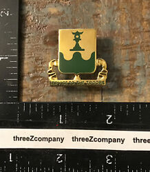 Vintage Us Army 519th Military Police Battalion Mp Di Crest Pin