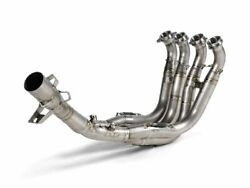 Akrapovic Racing Collectors Stainless Steel Bmw S 1000 Xr 2020-2021