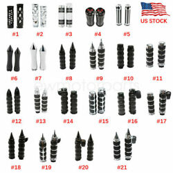 1 Inch Motorcycle Handle Bar Hand Grips Fit For Harley Sportster Xl883 Xl1200