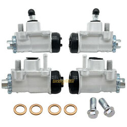 Front Brake Wheel Cylinders Left And Right All Four For Honda Trx350 Rancher 350
