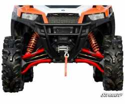 Superatv High Clearance 1.5 Offset Super Duty A-arms Red Rzr S 1000 2017+