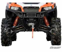 Superatv High Clearance 0 Offset Super Duty A-arms Black Rzr S 1000 2017+